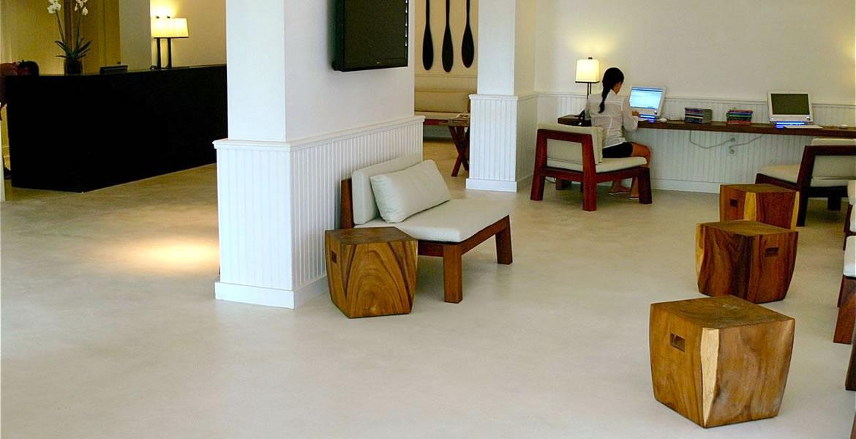 sol en b ton tendance enduits et rev tements moderne pour sol b ton norme upec. Black Bedroom Furniture Sets. Home Design Ideas