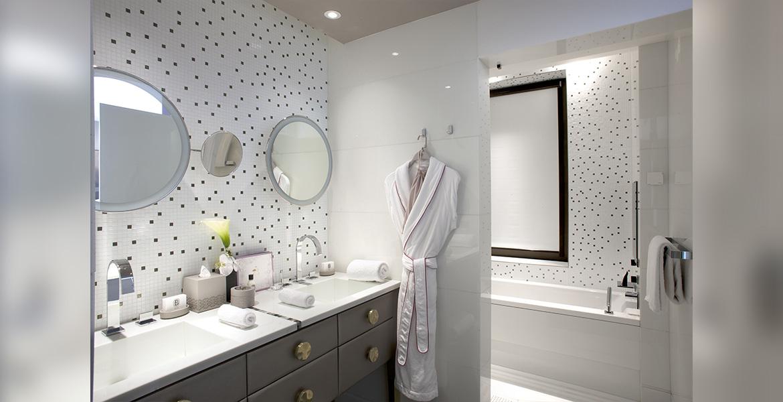 equipement salle de bain pour h tel. Black Bedroom Furniture Sets. Home Design Ideas