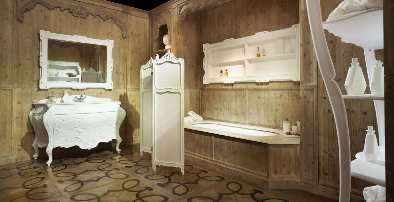 Tendance - Autocollant carrelage salle bain ...